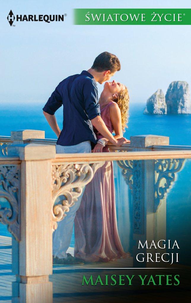 Magia Grecji - Ebook (Książka na Kindle) do pobrania w formacie MOBI