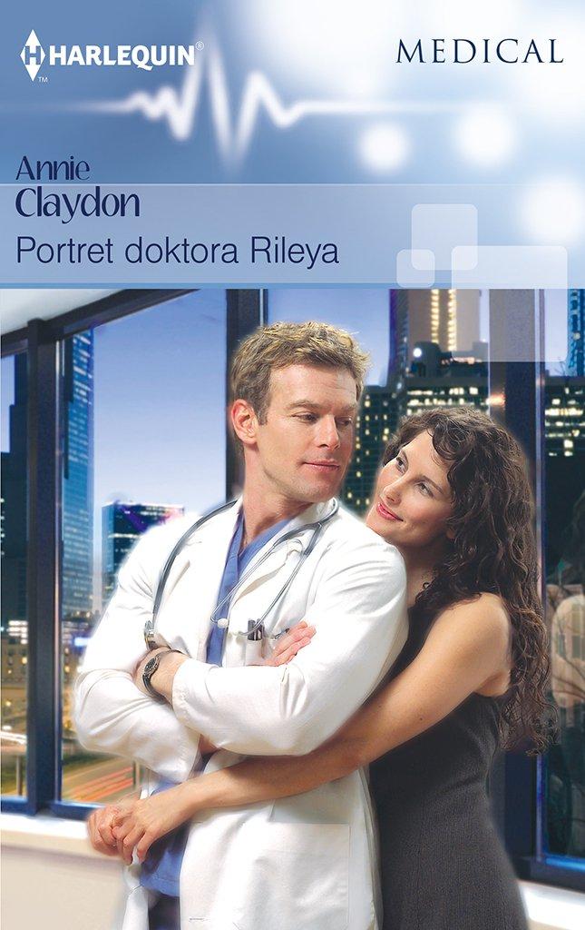 Portret doktora Rileya - Ebook (Książka EPUB) do pobrania w formacie EPUB