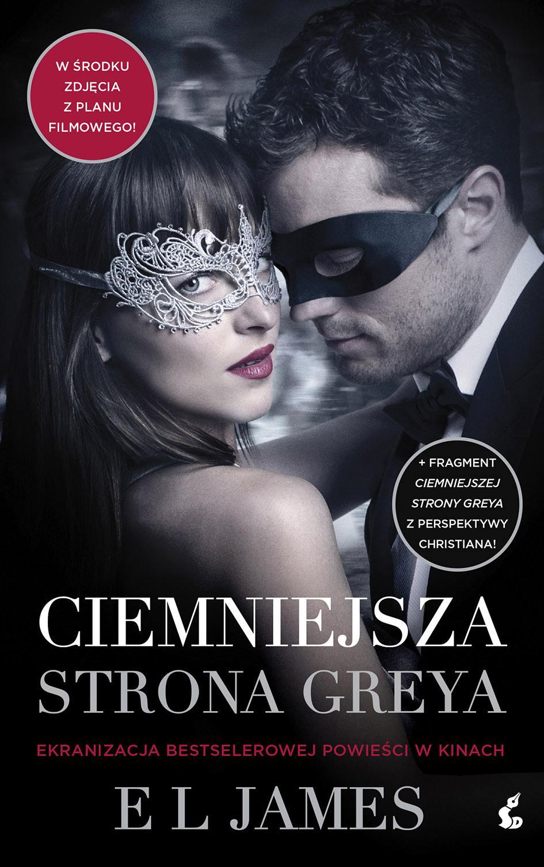 Ciemniejsza strona Greya. Wydanie filmowe - Ebook (Książka EPUB) do pobrania w formacie EPUB
