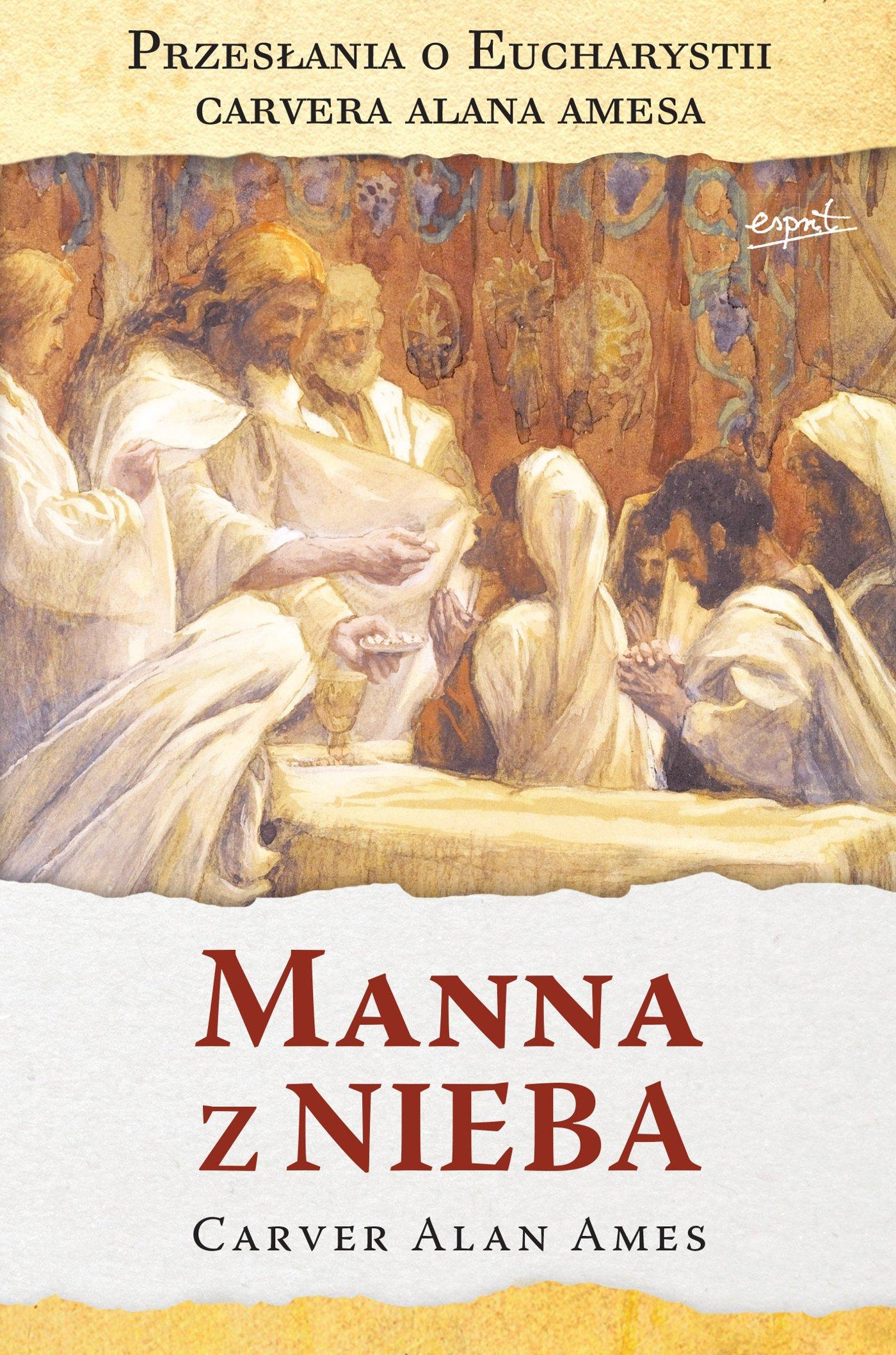 Manna z nieba - Ebook (Książka EPUB) do pobrania w formacie EPUB