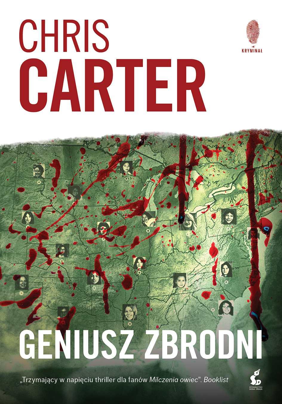 Geniusz zbrodni - Ebook (Książka na Kindle) do pobrania w formacie MOBI