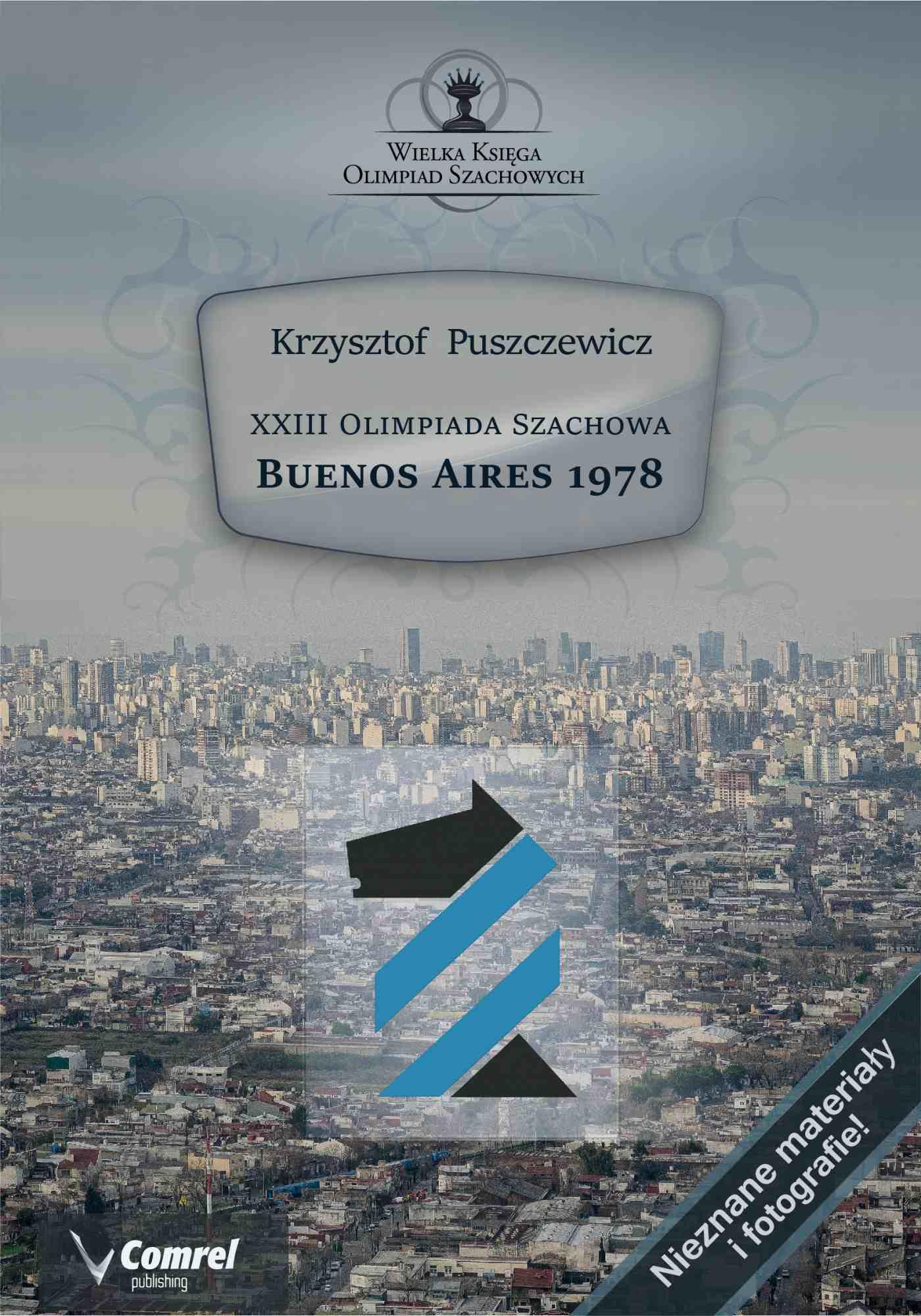 XXIII Olimpiada Szachowa – Buenos Aires 1978 - Ebook (Książka PDF) do pobrania w formacie PDF