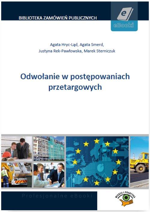 Odwołanie w postępowaniach przetargowych - Ebook (Książka PDF) do pobrania w formacie PDF