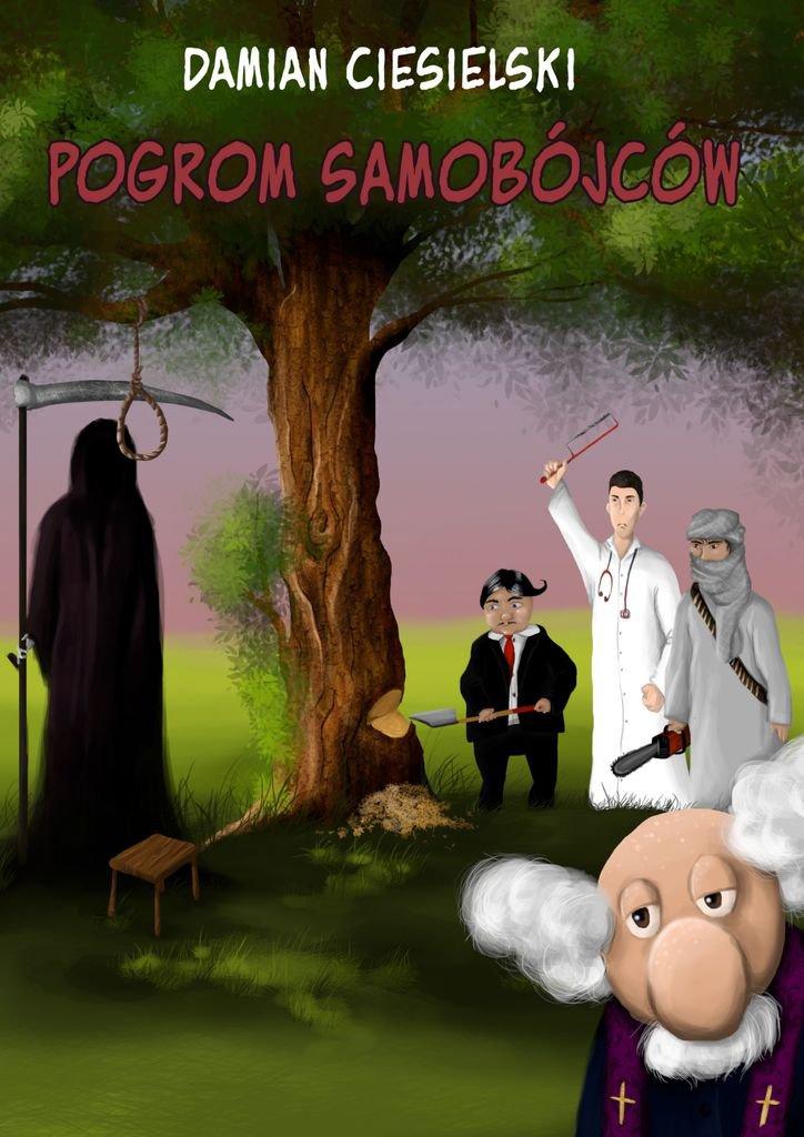 Pogrom samobójców - Ebook (Książka na Kindle) do pobrania w formacie MOBI