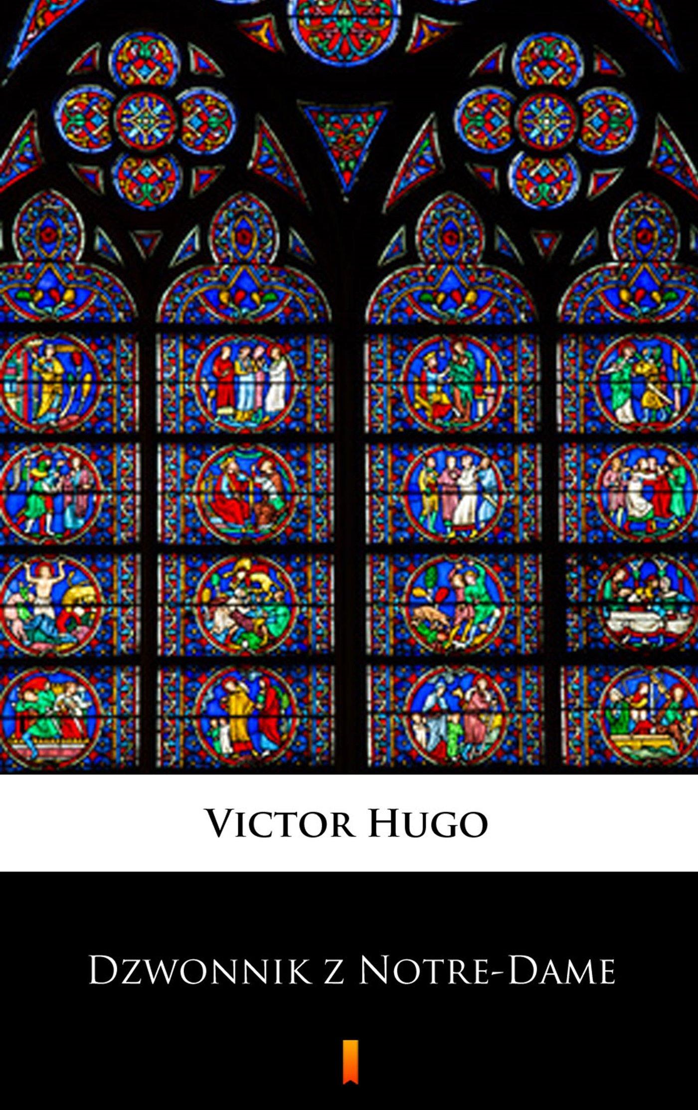 Dzwonnik z Notre-Dame - Ebook (Książka na Kindle) do pobrania w formacie MOBI