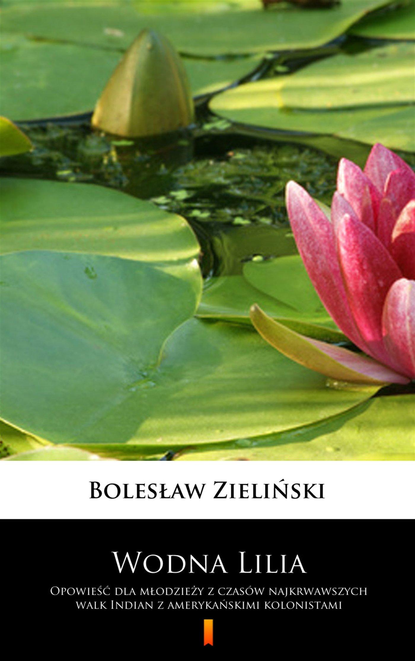 Wodna Lilia - Ebook (Książka na Kindle) do pobrania w formacie MOBI