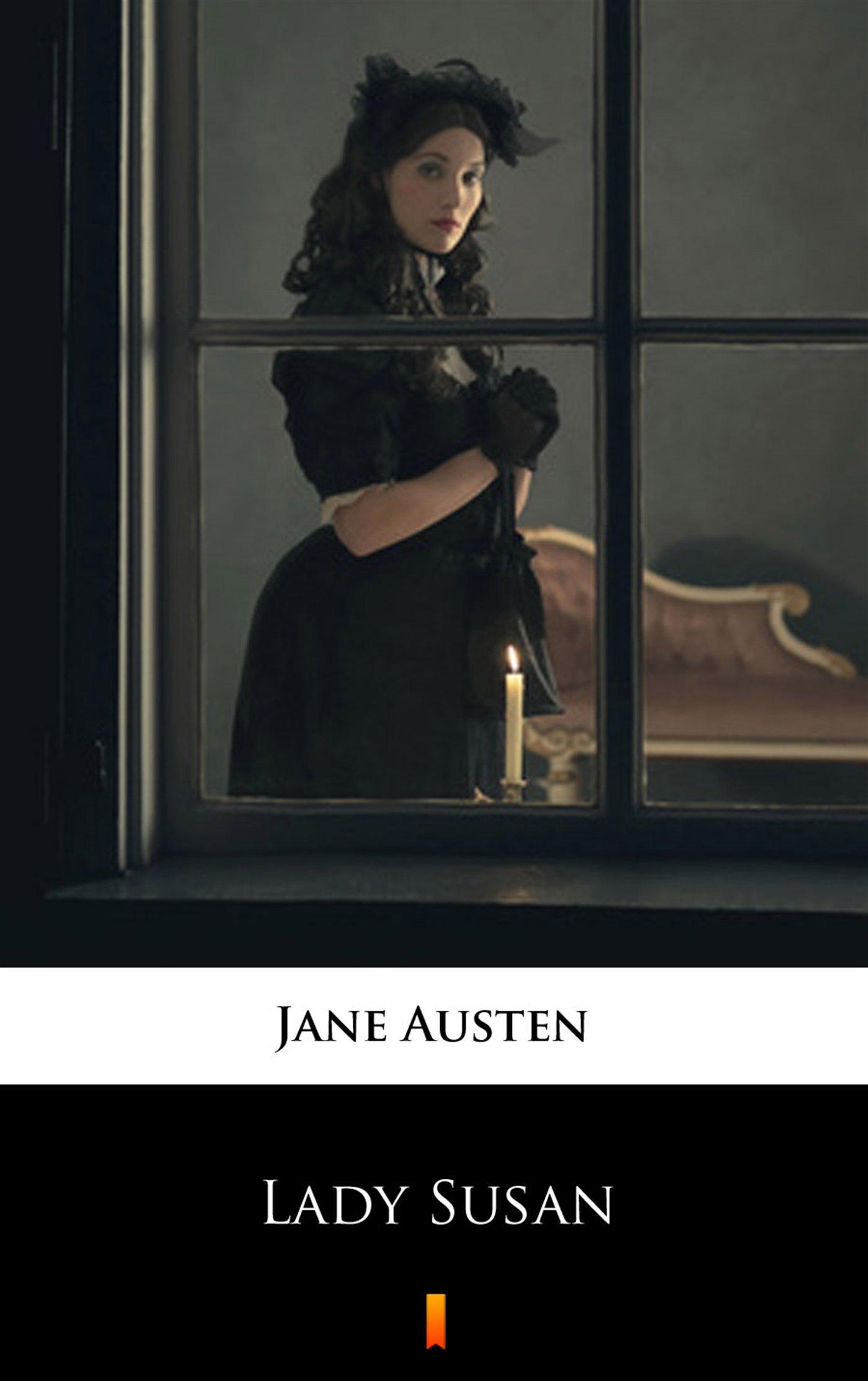Lady Susan - Ebook (Książka na Kindle) do pobrania w formacie MOBI