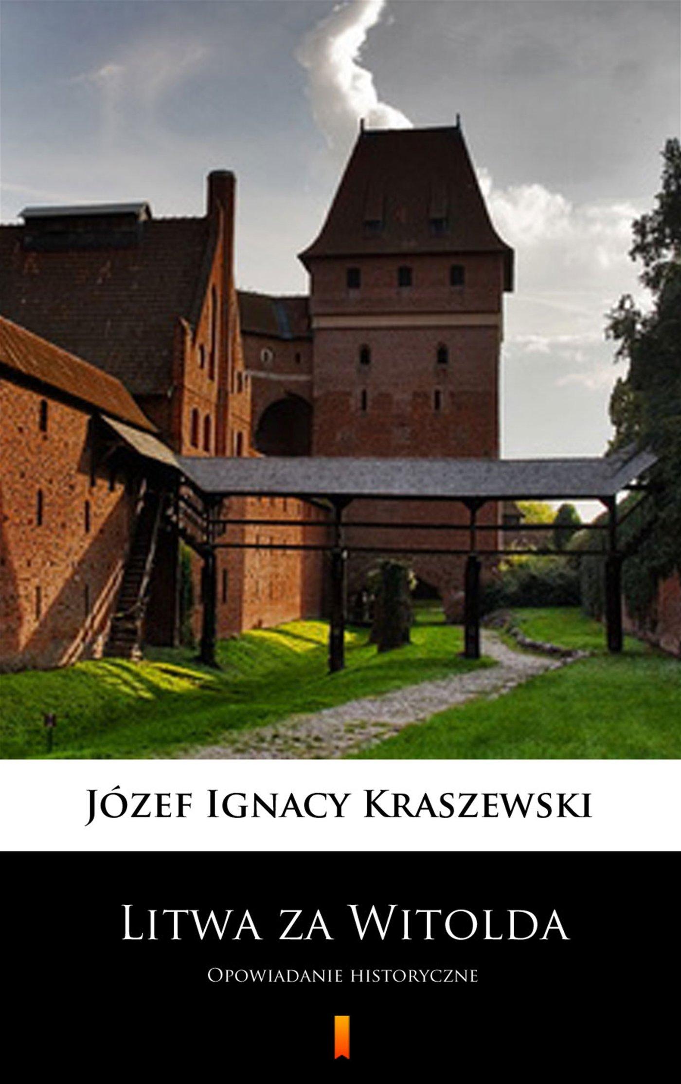 Litwa za Witolda - Ebook (Książka EPUB) do pobrania w formacie EPUB