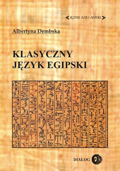 Klasyczny język egipski - Ebook (Książka PDF) do pobrania w formacie PDF