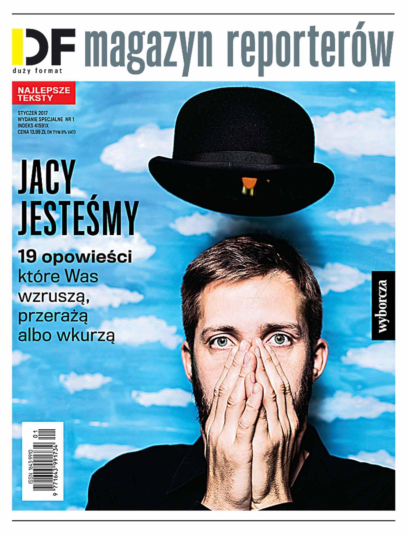 DF Magazyn Reporterów. Najlepsze teksty. Duży Format. Wydanie Specjalne - Ebook (Książka na Kindle) do pobrania w formacie MOBI