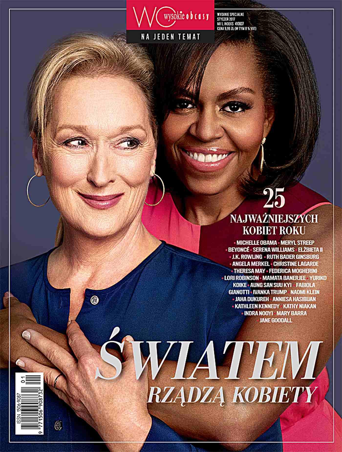 Na jeden temat. Światem rządzą kobiety Wysokie Obcasy. Wydanie Specjalne - Ebook (Książka na Kindle) do pobrania w formacie MOBI