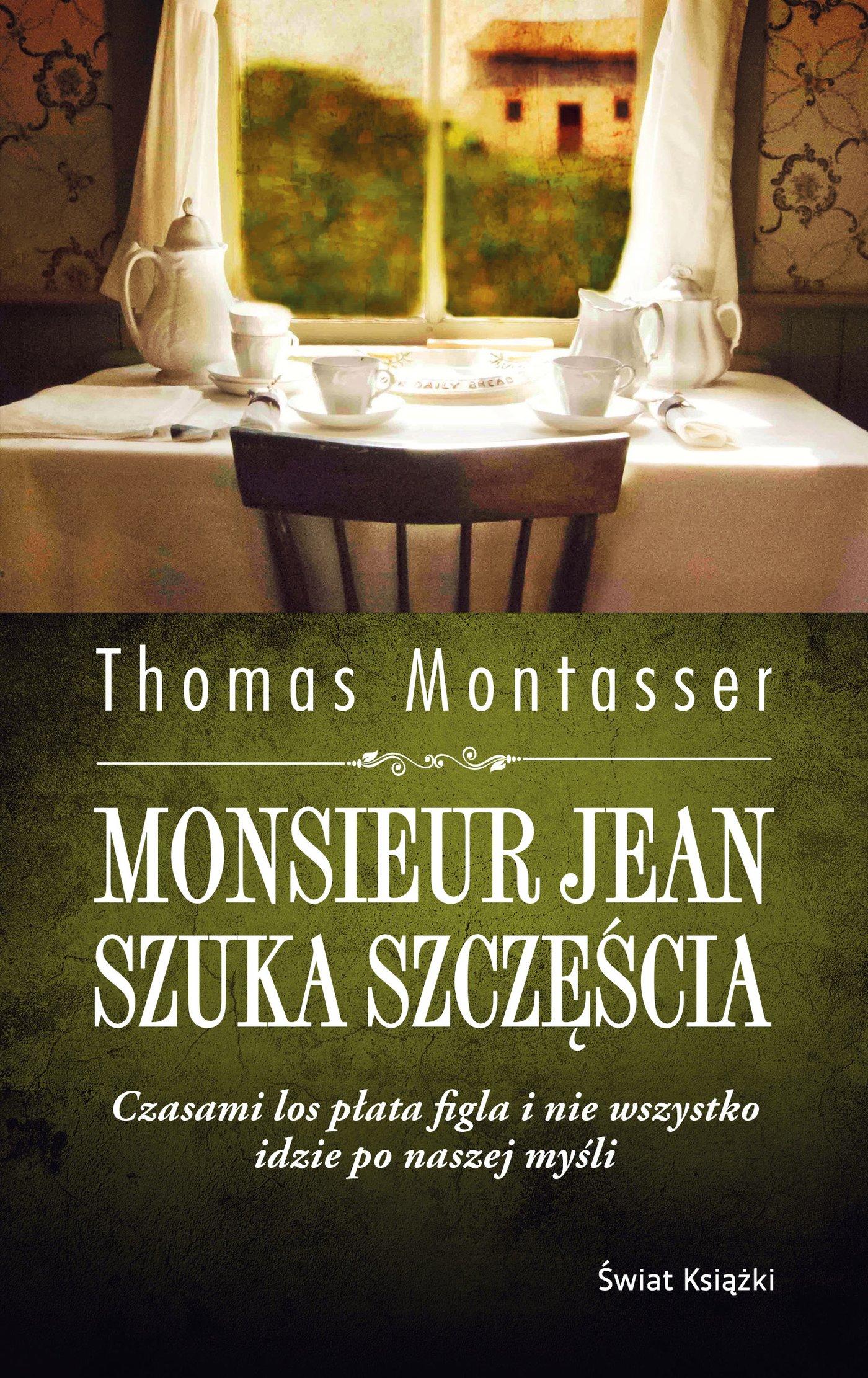 Monsieur Jean szuka szczęścia - Ebook (Książka EPUB) do pobrania w formacie EPUB