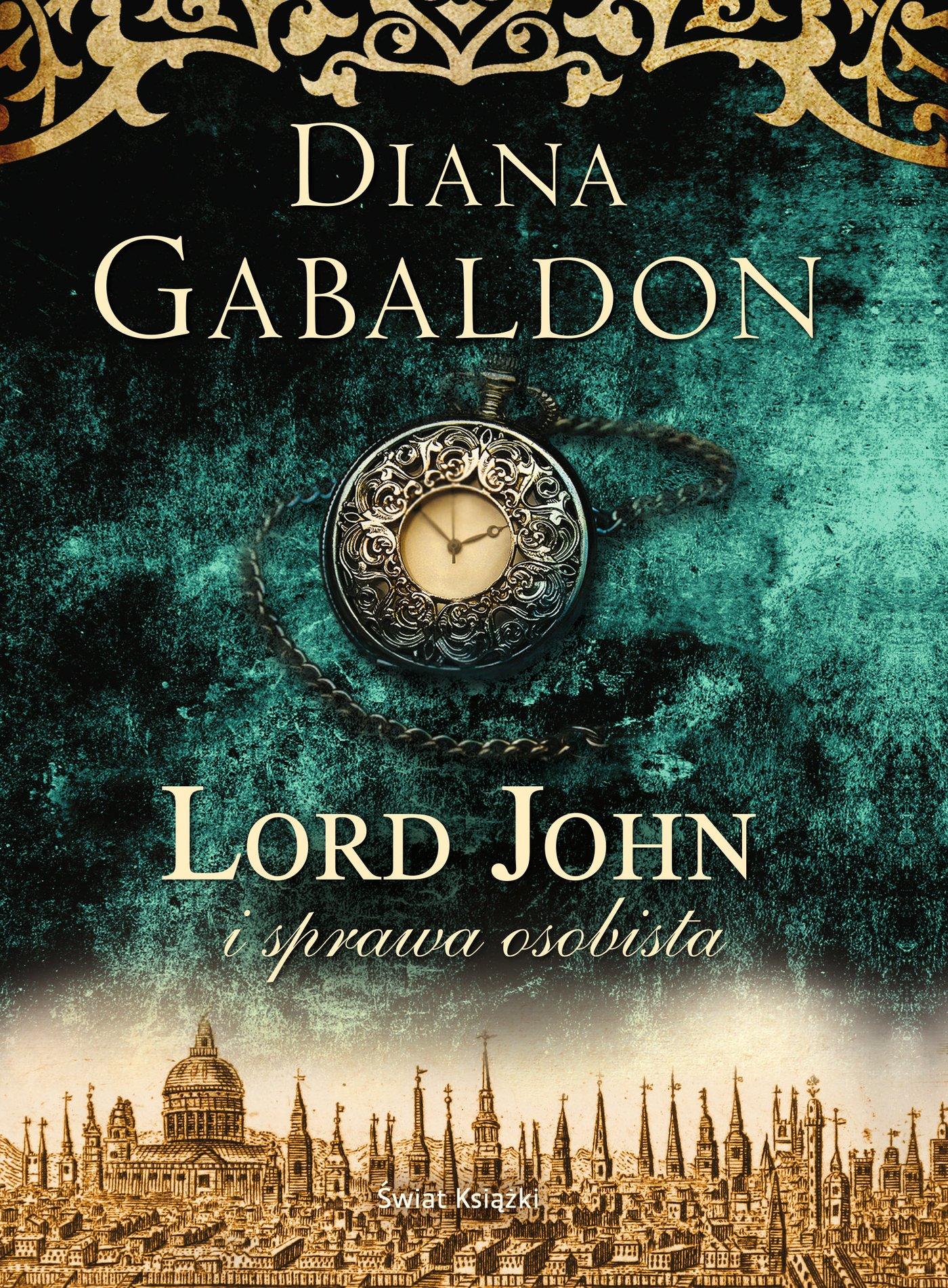 Lord John i sprawa osobista - Ebook (Książka na Kindle) do pobrania w formacie MOBI