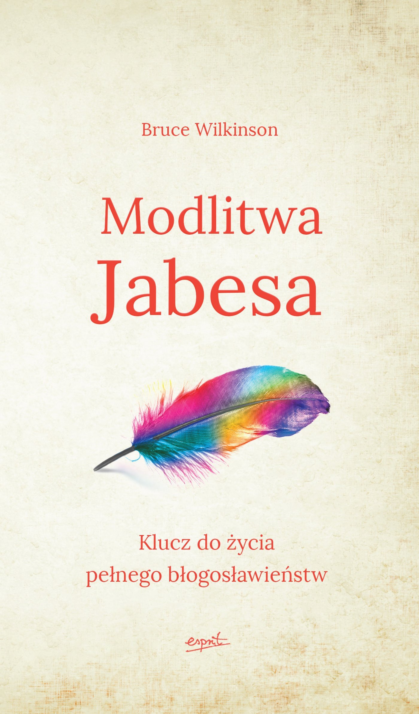 Modlitwa Jabesa - Ebook (Książka na Kindle) do pobrania w formacie MOBI