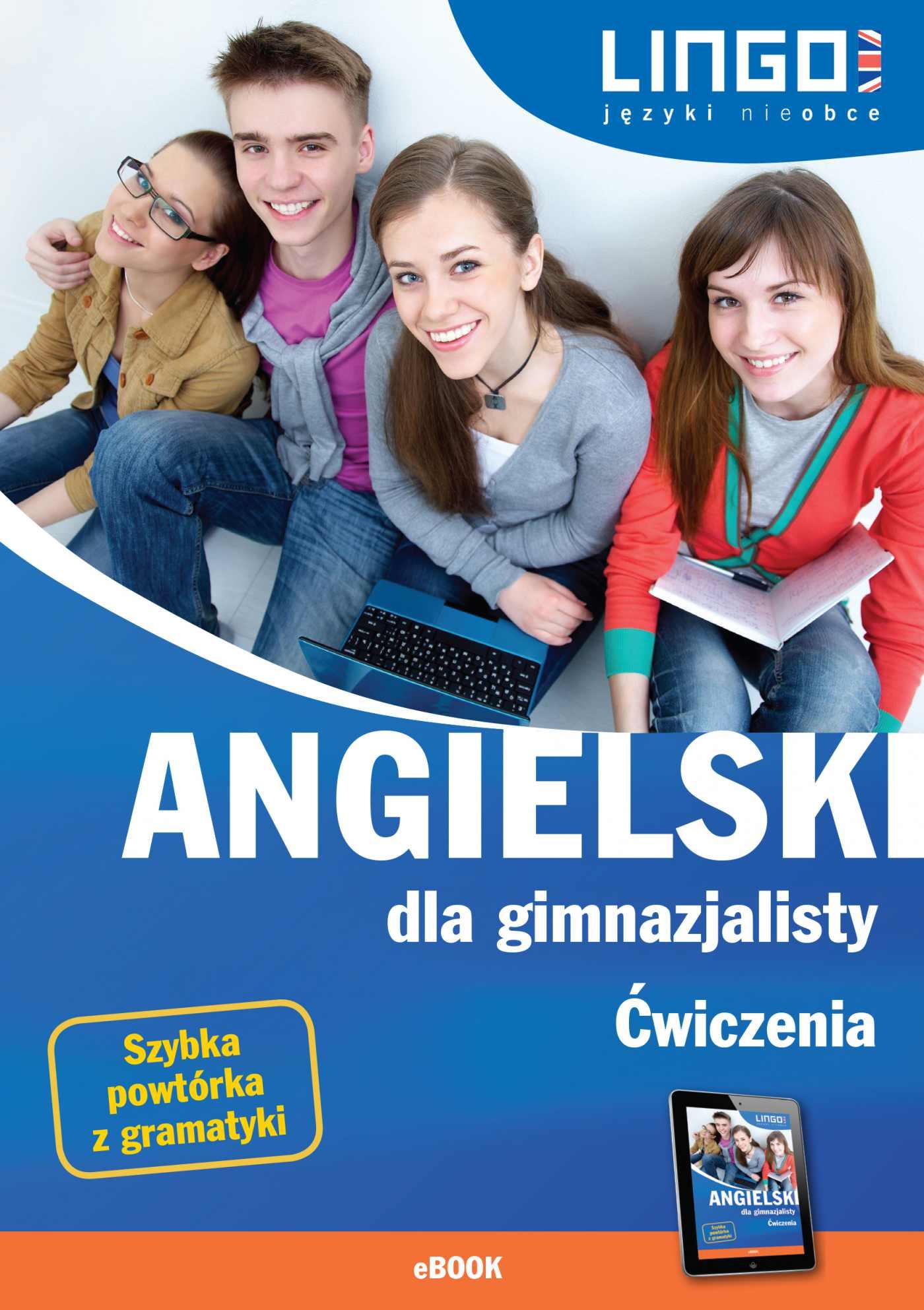 Angielski dla gimnazjalisty. Ćwiczenia. eBook - Ebook (Książka PDF) do pobrania w formacie PDF