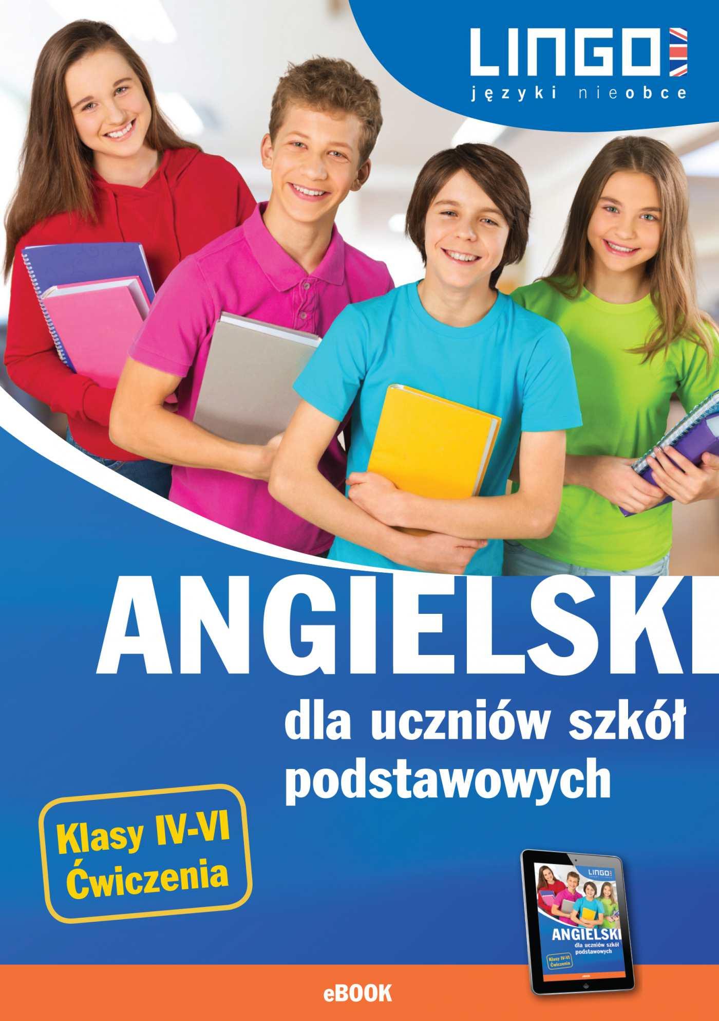 Angielski dla uczniów szkół podstawowych. eBook - Ebook (Książka PDF) do pobrania w formacie PDF