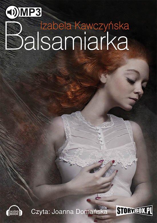 Balsamiarka - Audiobook (Książka audio MP3) do pobrania w całości w archiwum ZIP