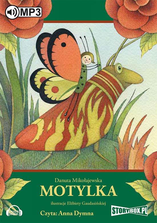 Motylka - Audiobook (Książka audio MP3) do pobrania w całości w archiwum ZIP