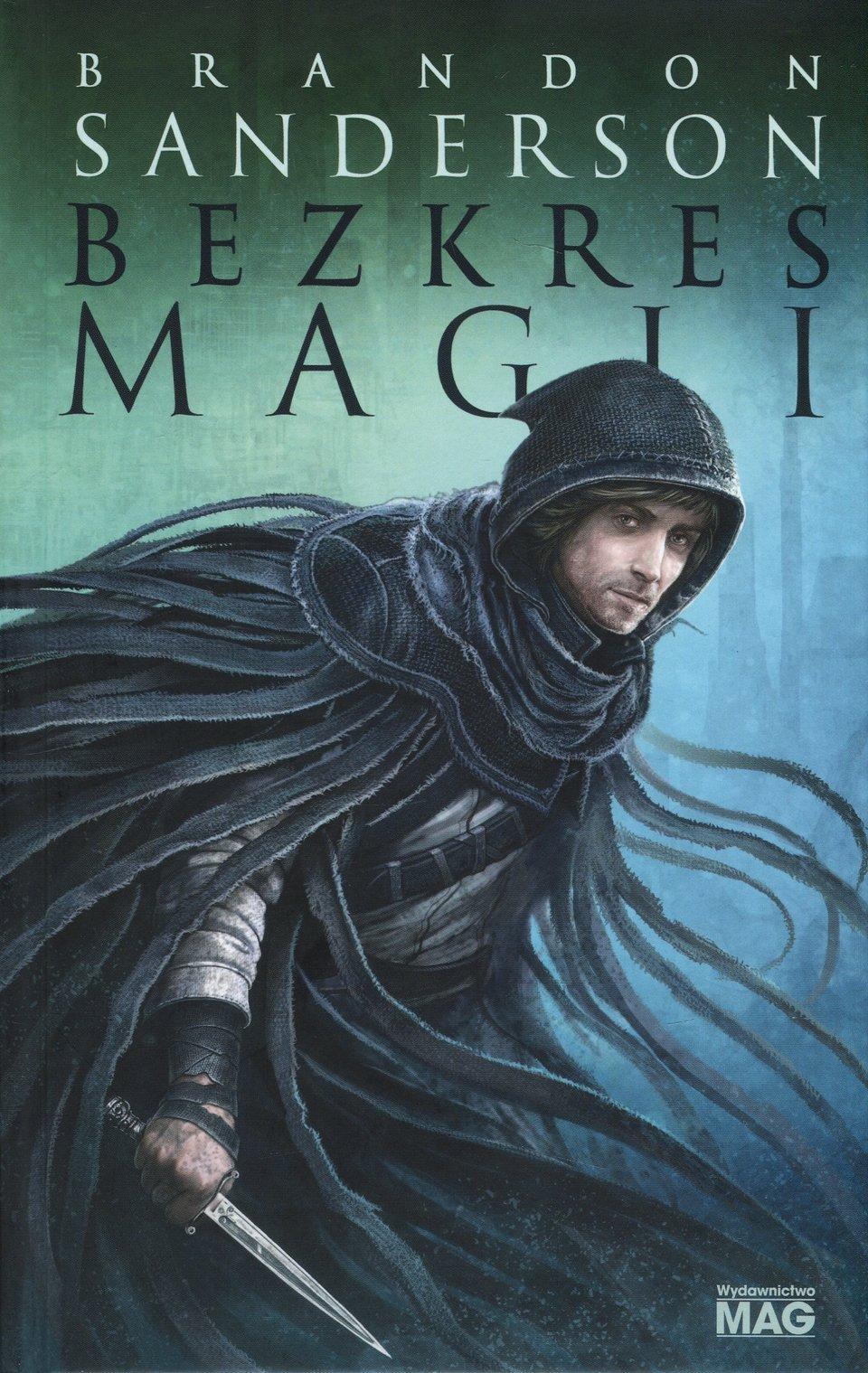 Bezkres magii - Ebook (Książka na Kindle) do pobrania w formacie MOBI