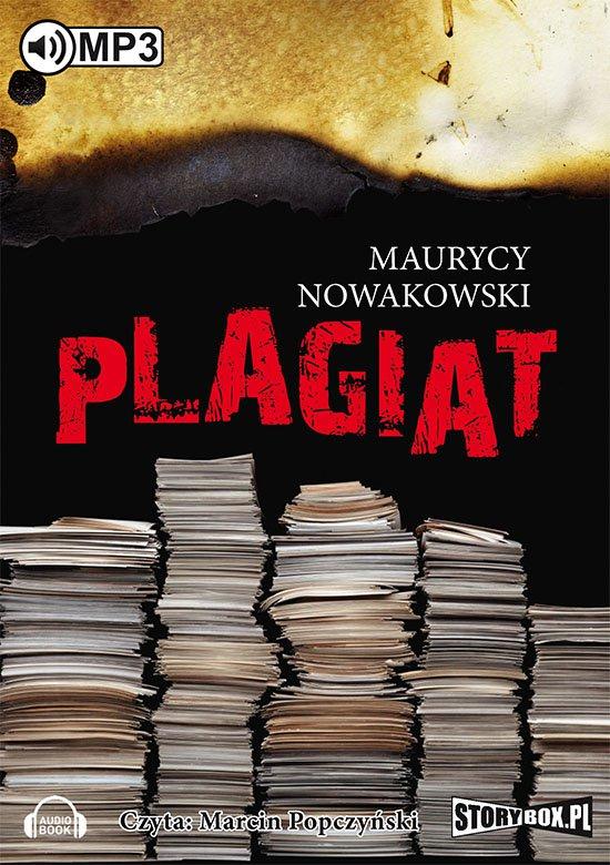 Plagiat - Audiobook (Książka audio MP3) do pobrania w całości w archiwum ZIP