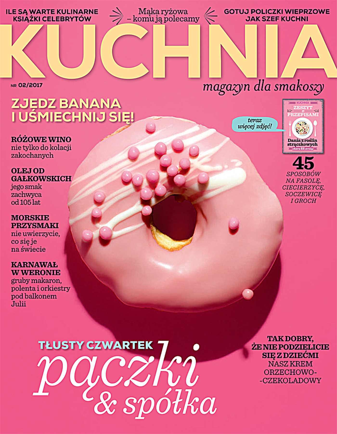 Kuchnia 2/2017 - Ebook (Książka PDF) do pobrania w formacie PDF
