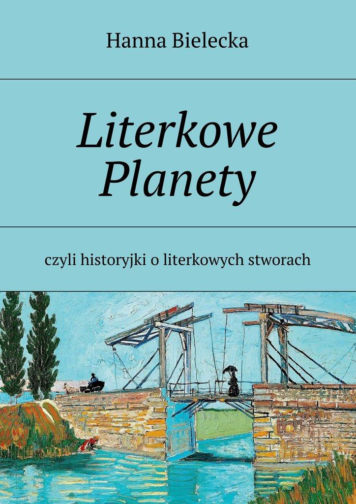 Literkowe Planety - Ebook (Książka na Kindle) do pobrania w formacie MOBI