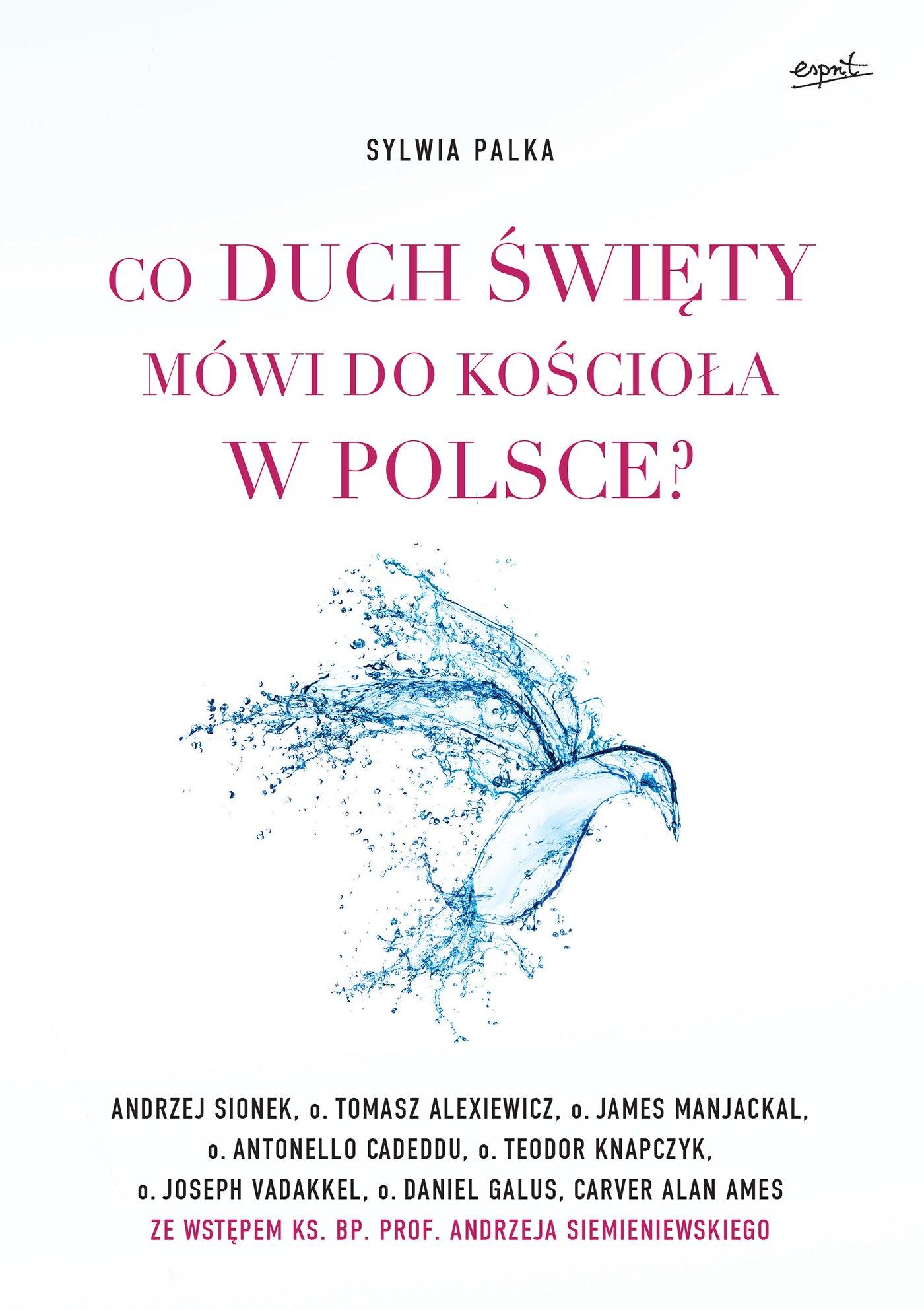 Co Duch Święty mówi do Kościoła w Polsce? - Ebook (Książka EPUB) do pobrania w formacie EPUB