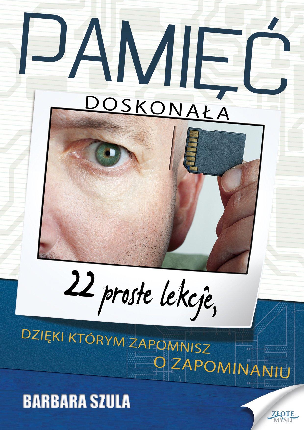 Pamięć doskonała - Ebook (Książka PDF) do pobrania w formacie PDF