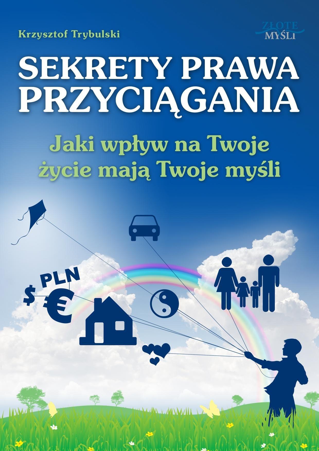 Sekrety prawa przyciągania - Audiobook (Książka audio MP3) do pobrania w całości w archiwum ZIP