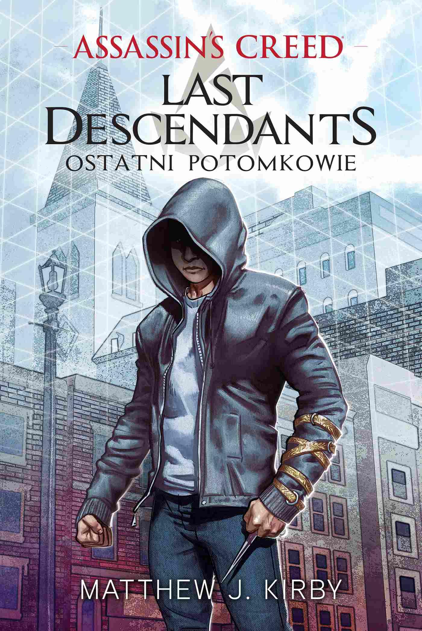 Assassin's Creed: Ostatni potomkowie - Ebook (Książka na Kindle) do pobrania w formacie MOBI