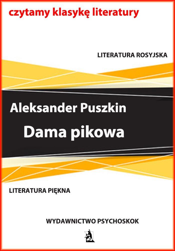 Dama pikowa - Ebook (Książka EPUB) do pobrania w formacie EPUB