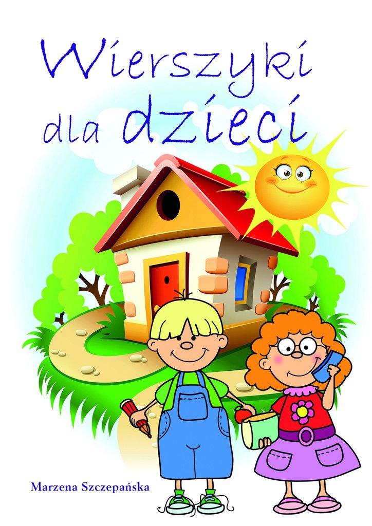 Wierszyki dla dzieci - Ebook (Książka na Kindle) do pobrania w formacie MOBI