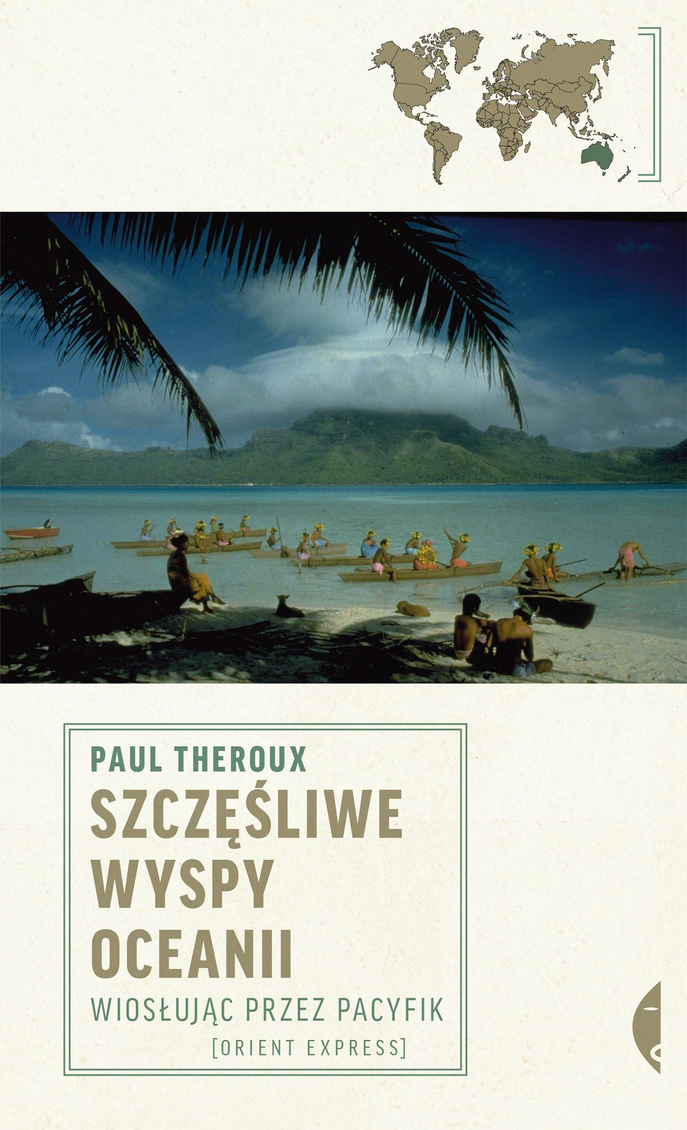 Szczęśliwe wyspy Oceanii - Ebook (Książka EPUB) do pobrania w formacie EPUB