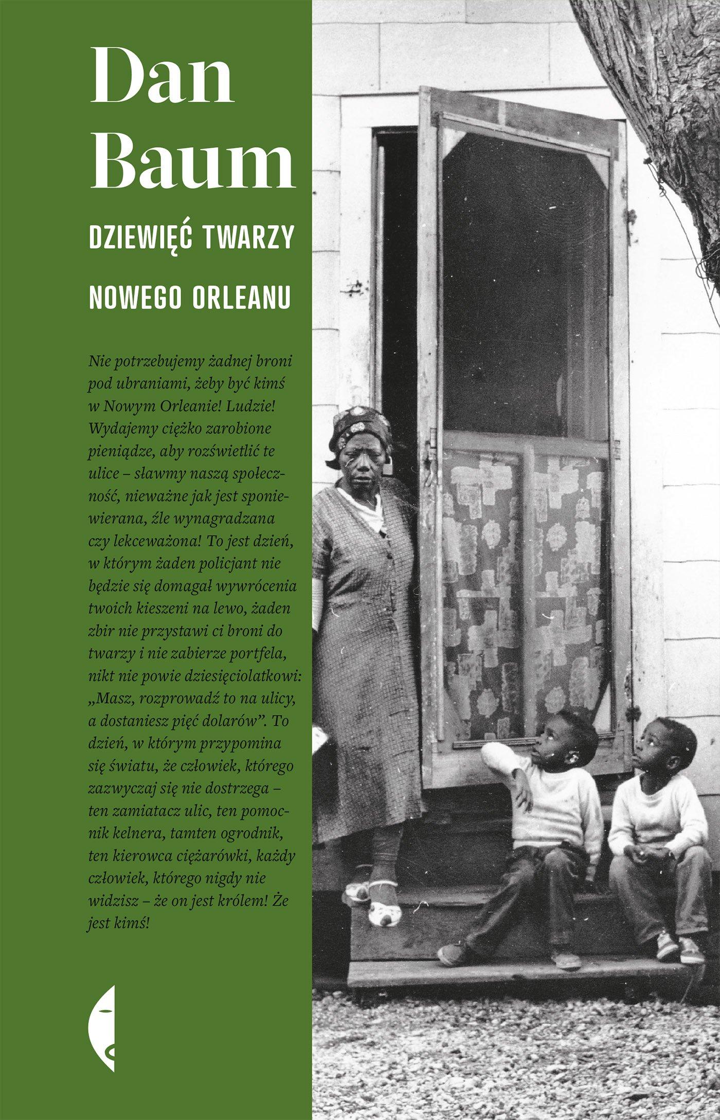 Dziewięć twarzy Nowego Orleanu - Ebook (Książka na Kindle) do pobrania w formacie MOBI