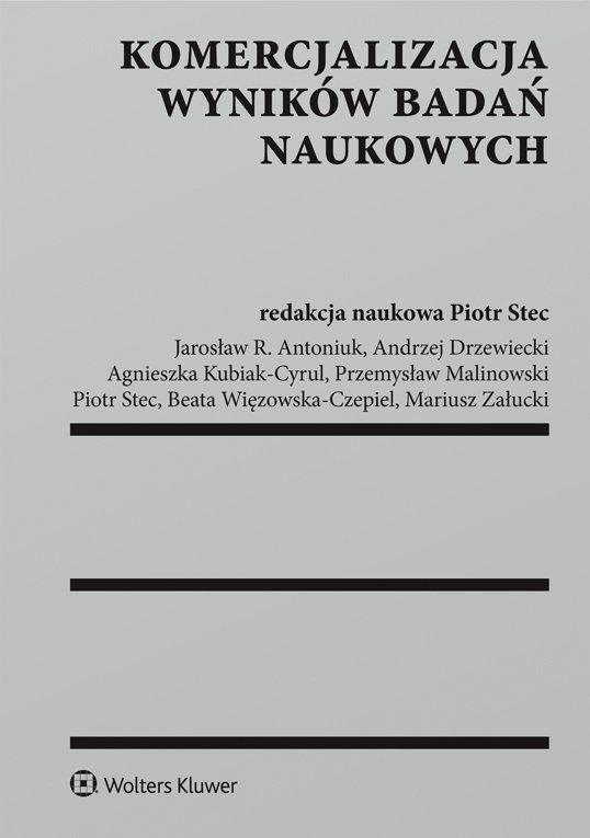 Komercjalizacja wyników badań naukowych - Ebook (Książka PDF) do pobrania w formacie PDF