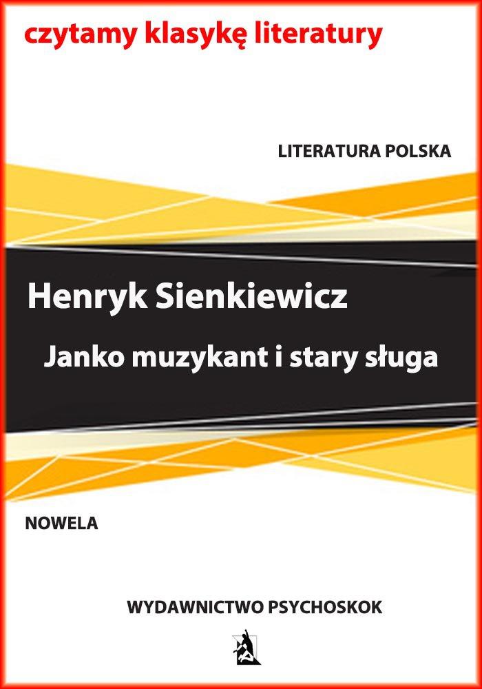 Janko muzykant i stary sługa - Ebook (Książka na Kindle) do pobrania w formacie MOBI