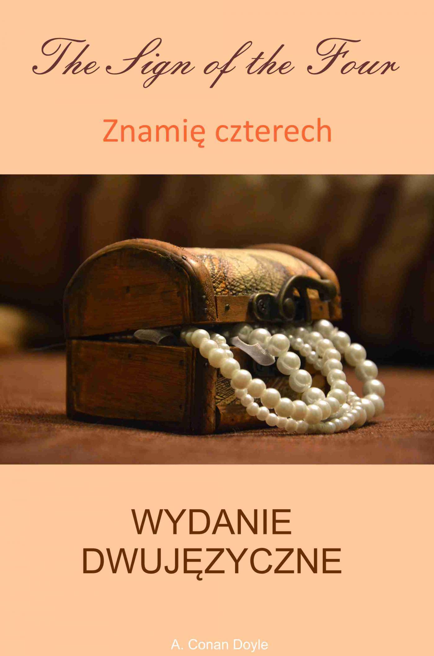 Znamię czterech. Wydanie dwujęzyczne angielsko-polskie - Ebook (Książka PDF) do pobrania w formacie PDF