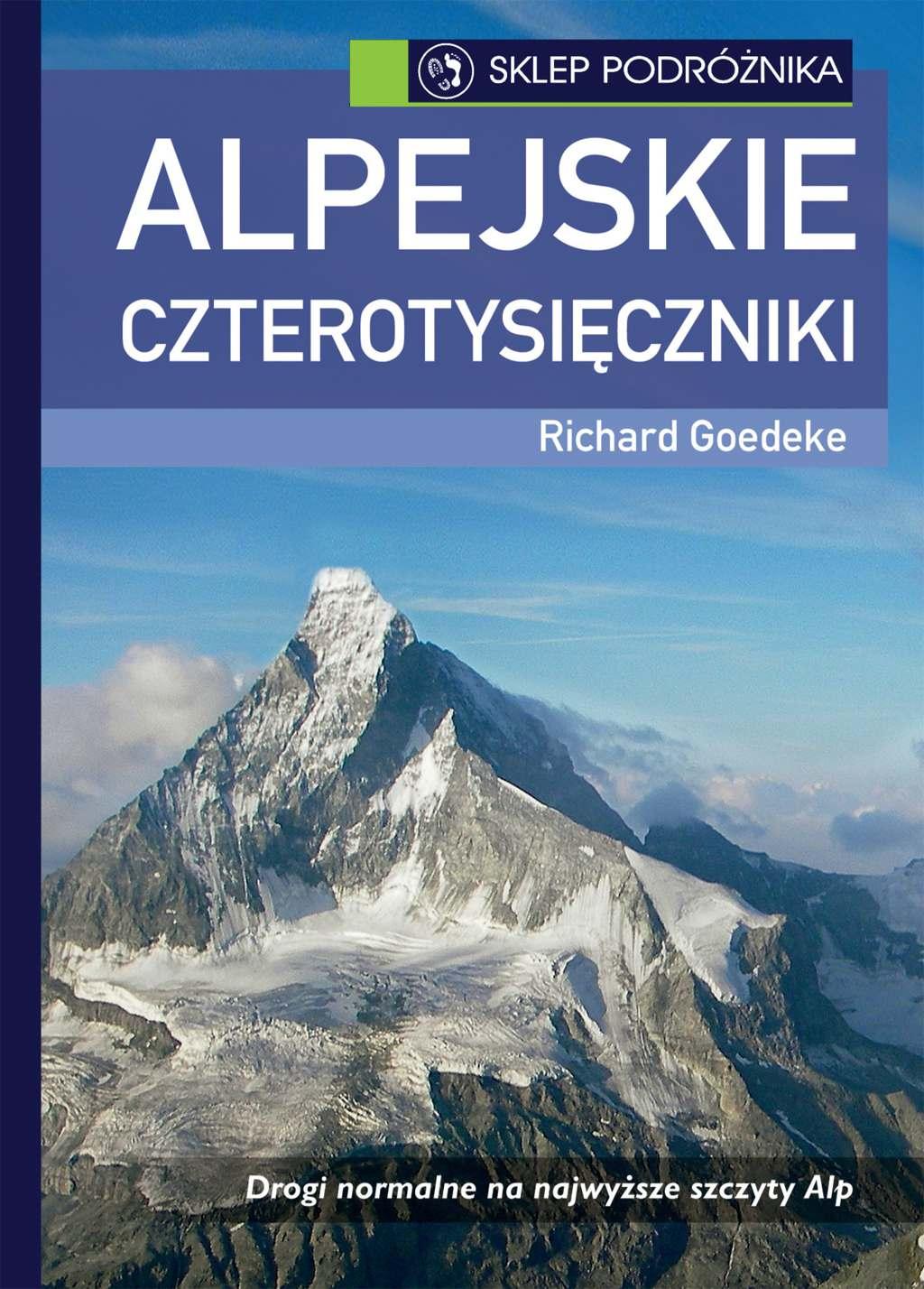 Alpejskie czterotysięczniki - Ebook (Książka EPUB) do pobrania w formacie EPUB