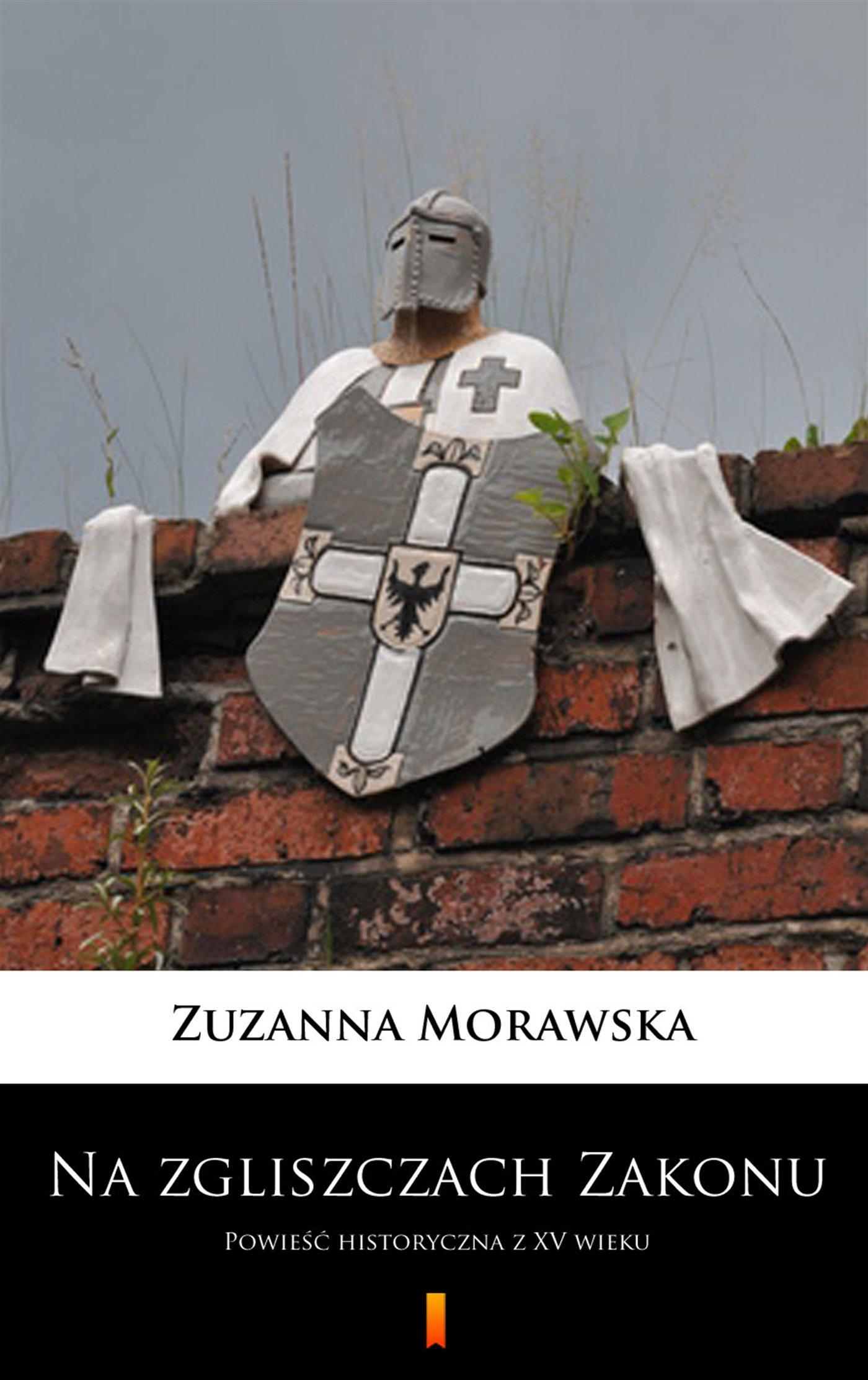 Na zgliszczach Zakonu - Ebook (Książka na Kindle) do pobrania w formacie MOBI