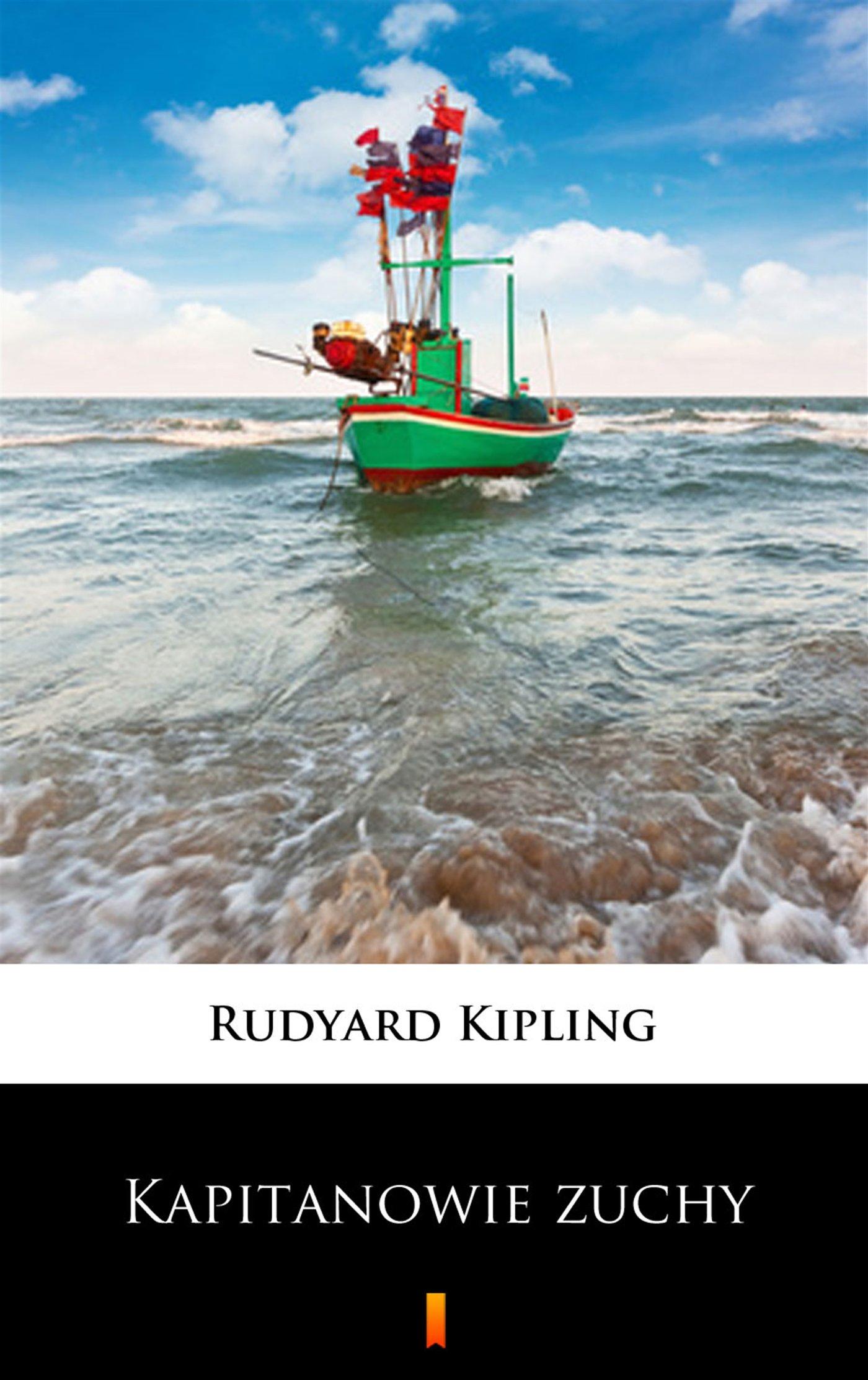 Kapitanowie zuchy - Ebook (Książka na Kindle) do pobrania w formacie MOBI