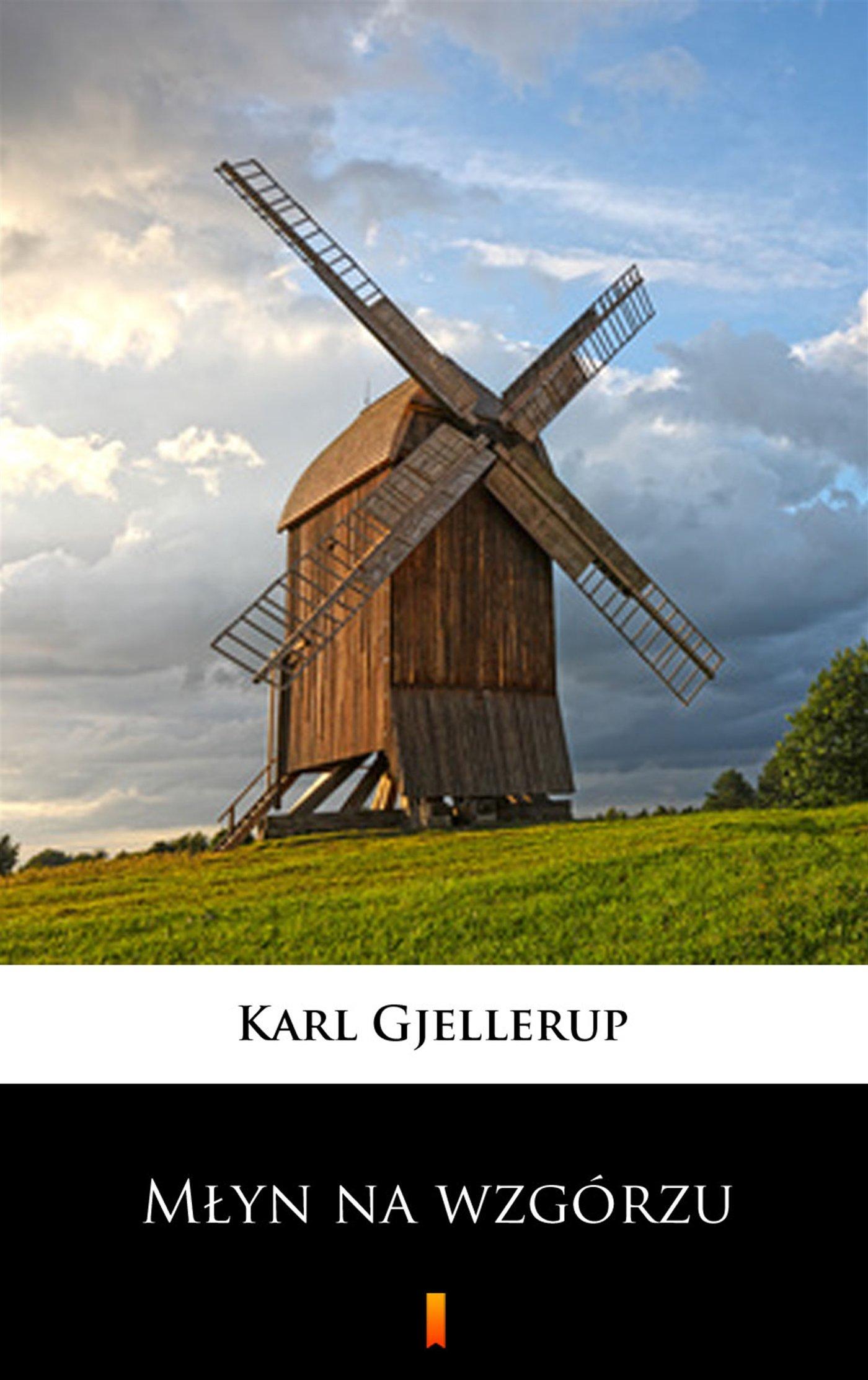 Młyn na wzgórzu - Ebook (Książka na Kindle) do pobrania w formacie MOBI