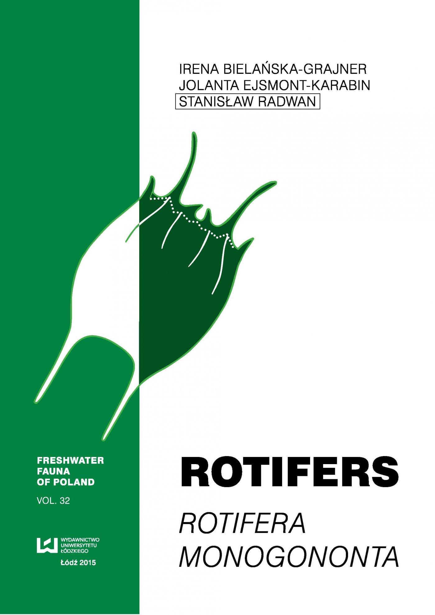 Rotifers. Rotifera Monogononta - Ebook (Książka PDF) do pobrania w formacie PDF