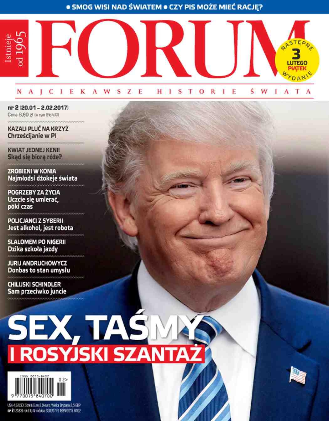 Forum nr 2/2017 - Ebook (Książka PDF) do pobrania w formacie PDF