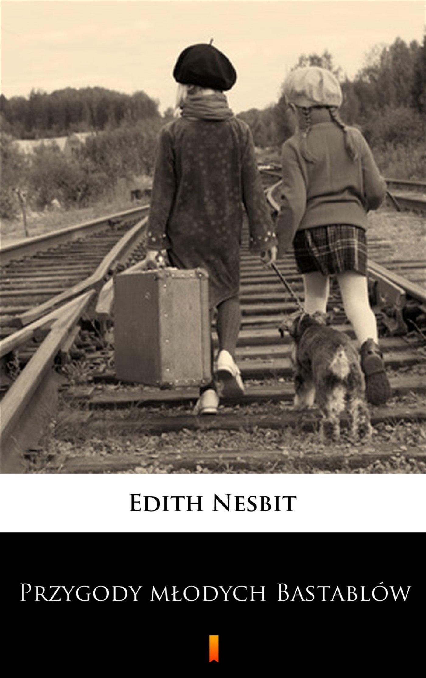 Przygody młodych Bastablów - Ebook (Książka na Kindle) do pobrania w formacie MOBI