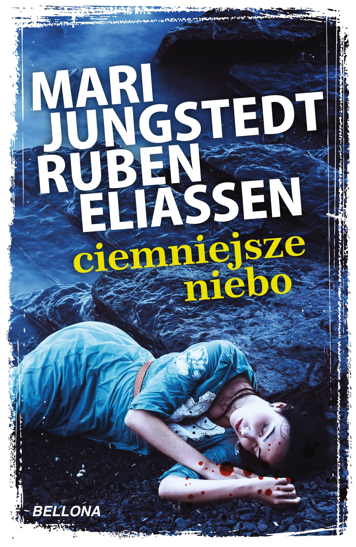 Ciemniejsze niebo - Mari Jungstedt, Ruben Eliassen