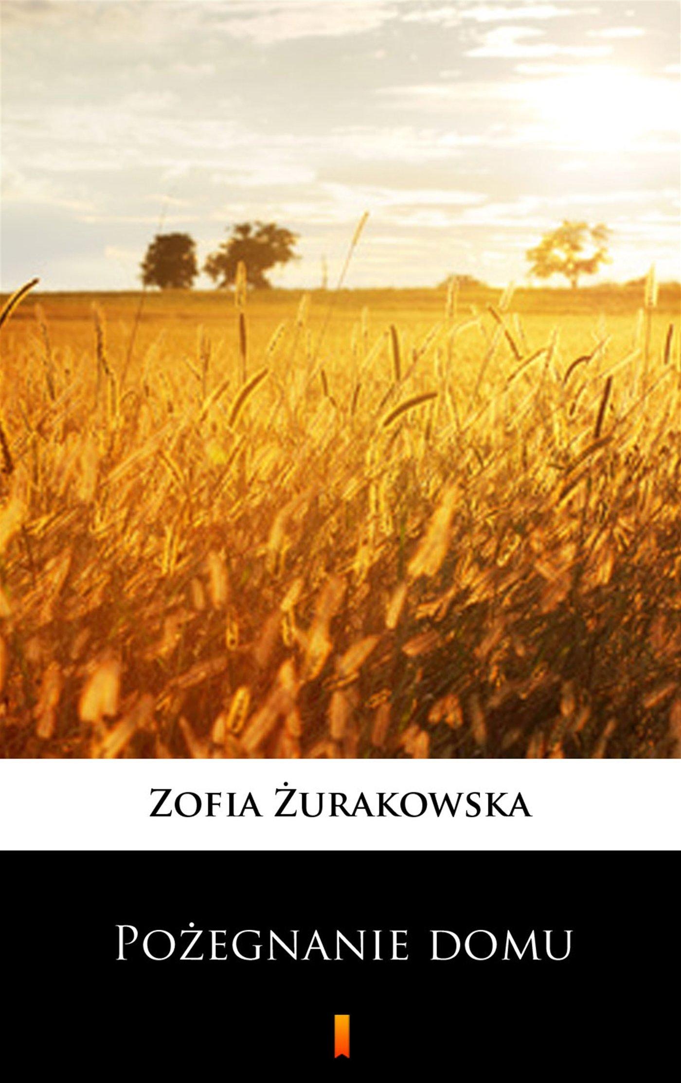 Pożegnanie domu - Ebook (Książka na Kindle) do pobrania w formacie MOBI