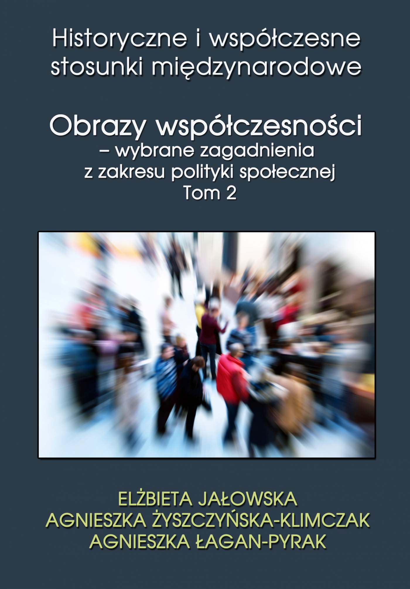 Obrazy współczesności – wybrane zagadnienia z zakresu polityki społecznej - Ebook (Książka PDF) do pobrania w formacie PDF