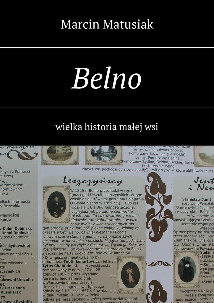 Belno - Ebook (Książka na Kindle) do pobrania w formacie MOBI