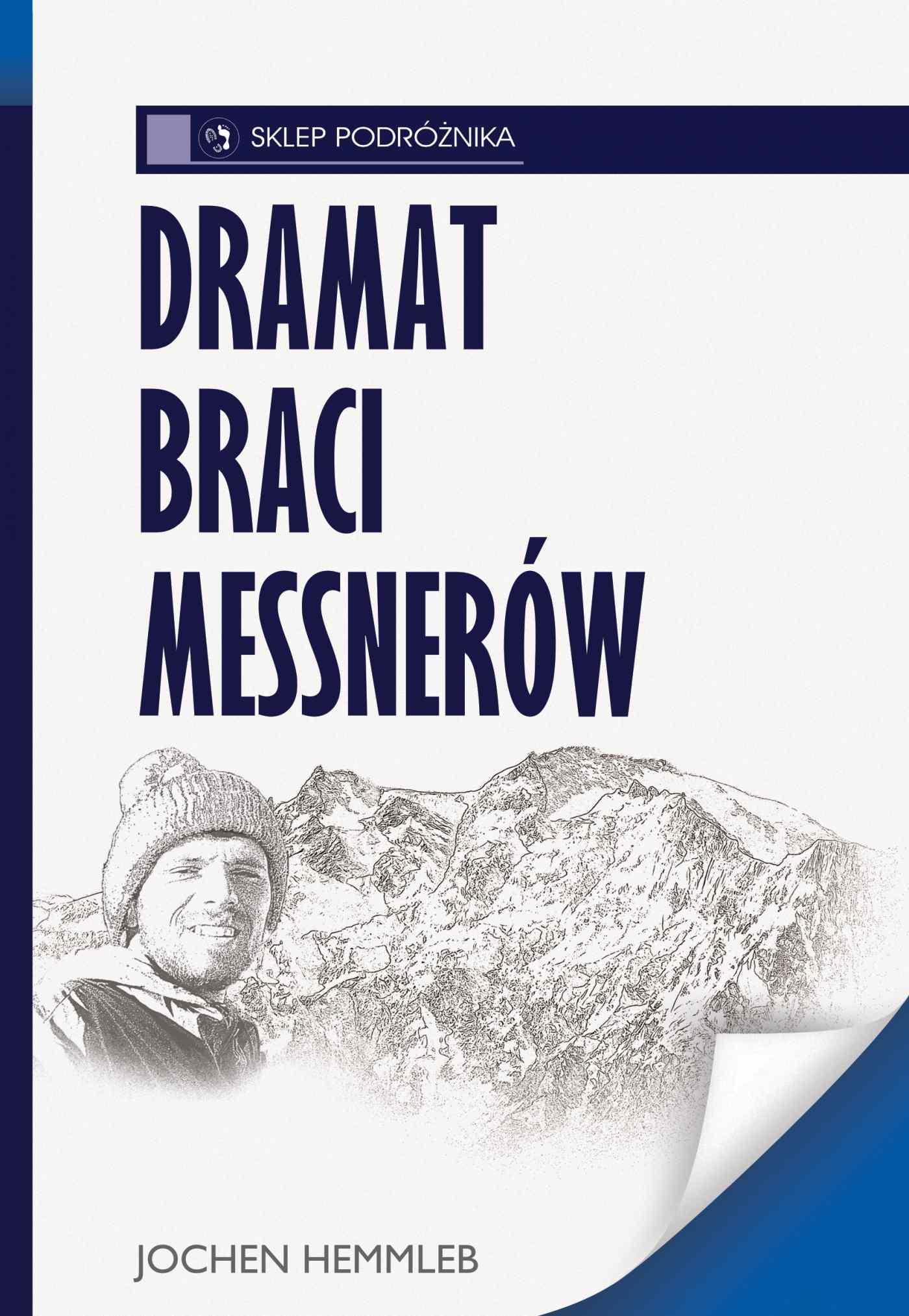 Dramat braci Messnerów - Ebook (Książka EPUB) do pobrania w formacie EPUB