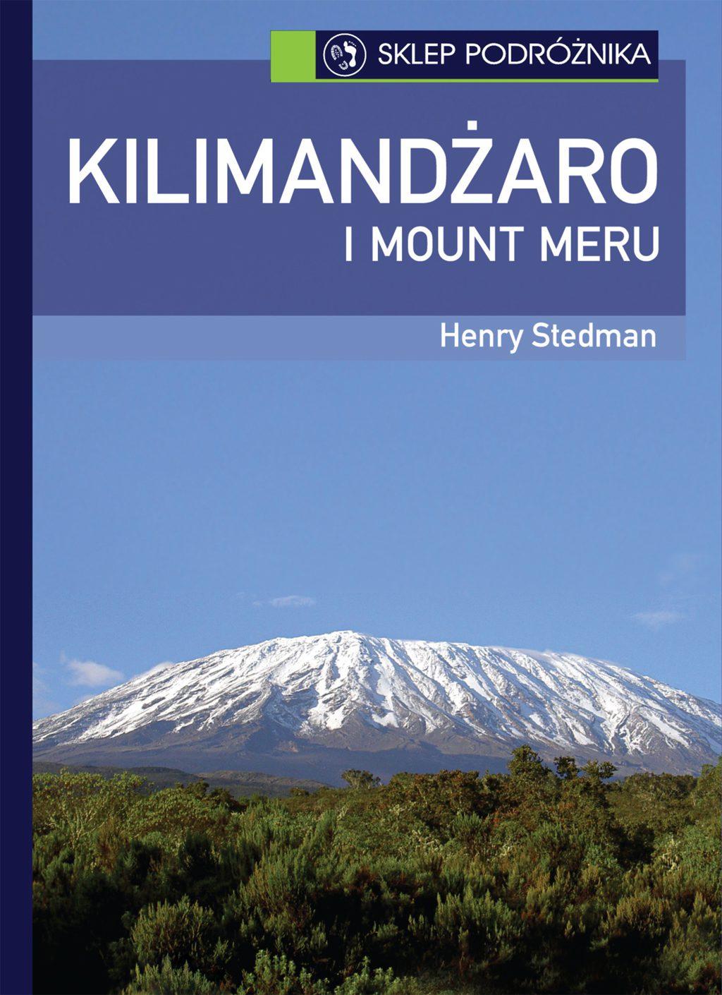 Kilimandżaro i Mount Meru - Ebook (Książka na Kindle) do pobrania w formacie MOBI